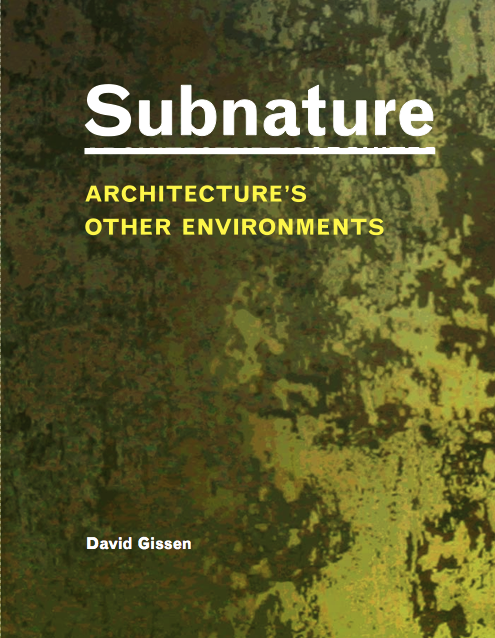 subnature cover